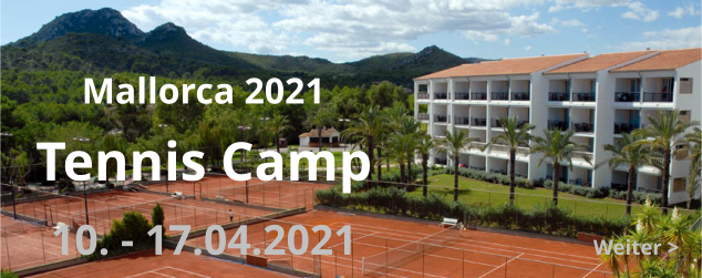 Mallorca Beach Club Font de Sa Cala Tennis Camp 2021 >